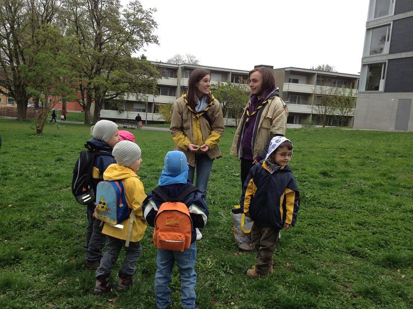Einmal Pfadi Immer Pfadi Schweizer Familienblog Die Angelones