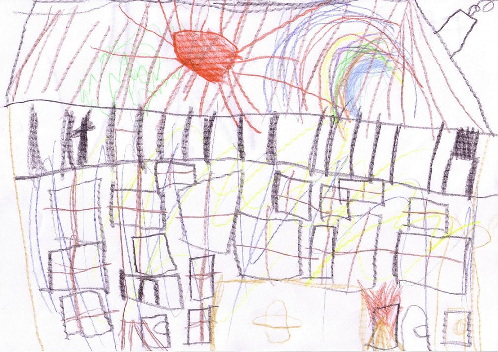 Zeichnen und Malen Die Malentwicklung bei Kindern