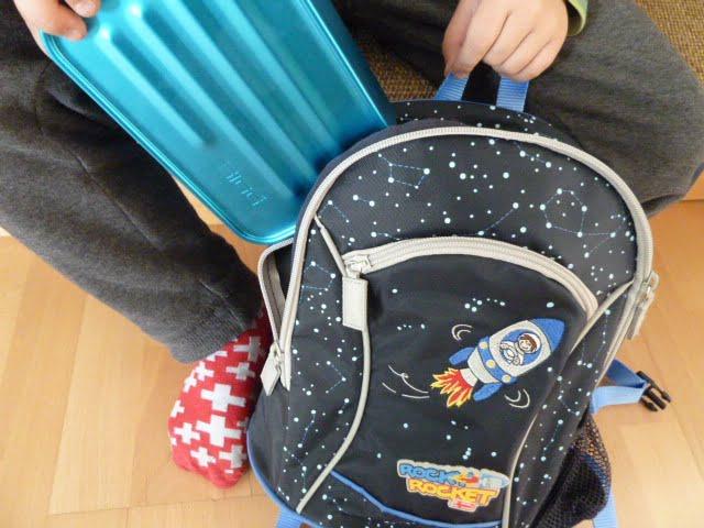 Kindergartentasche oder Kindergartenrucksack - Was eignet sich besser für mein Kind? Wo liegen die Unterschiede? Ein Erfahrungsbericht.