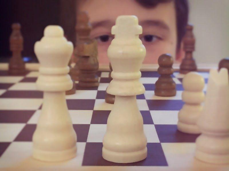 Beliebt bei Kindern: Das Strategiespiel Schach