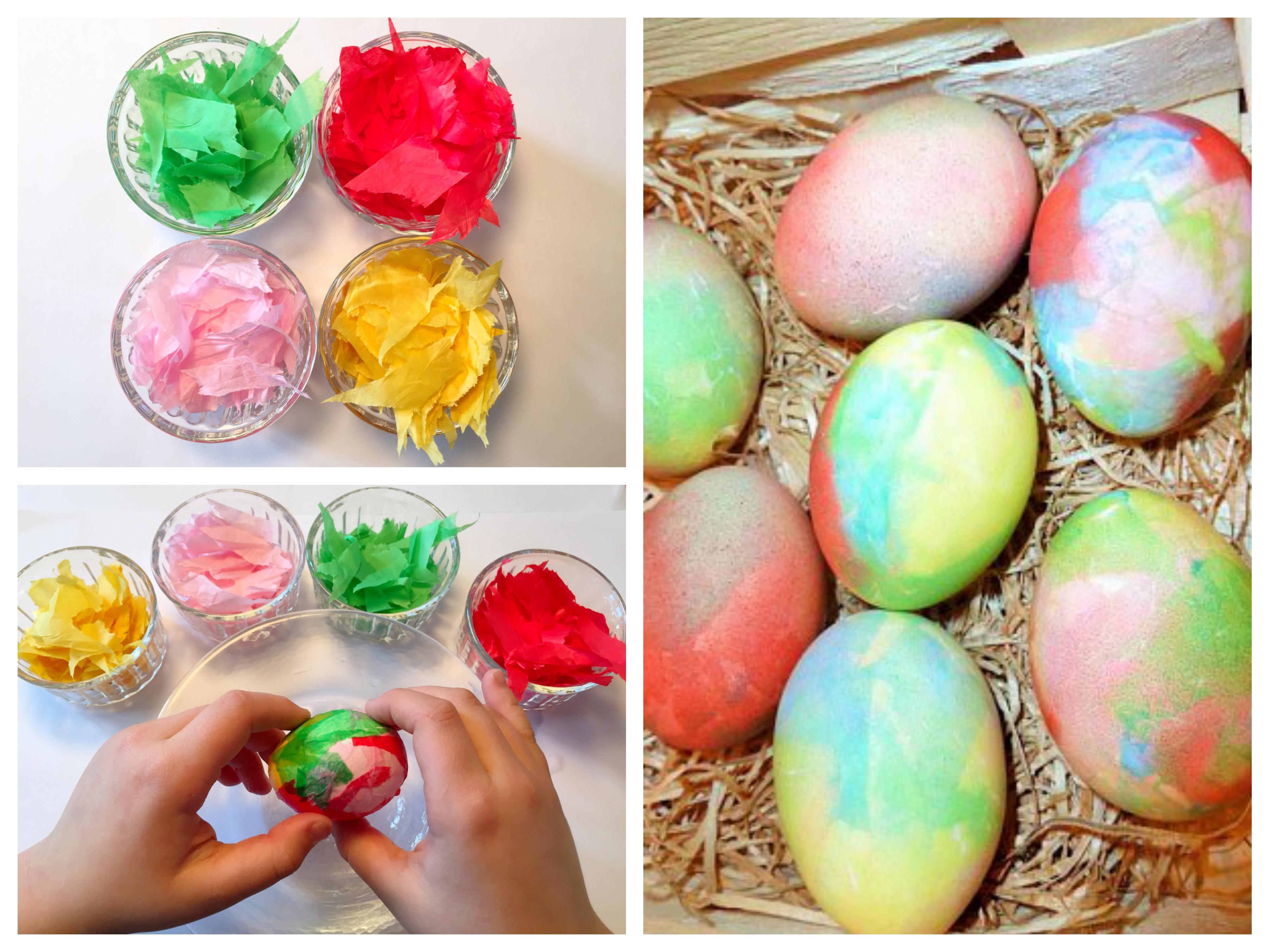 ostern mit kindern: bunte eier für eine fröhliche osterfeier