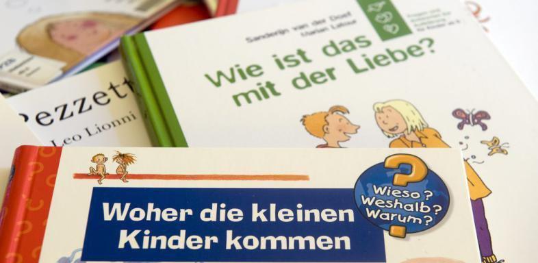 Aufklärung im Kindergarten