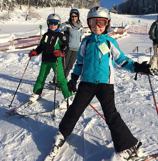 Skifahren in Bäretswil