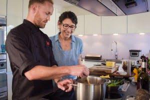 Die Angelones im Kampf gegen Foodwaste