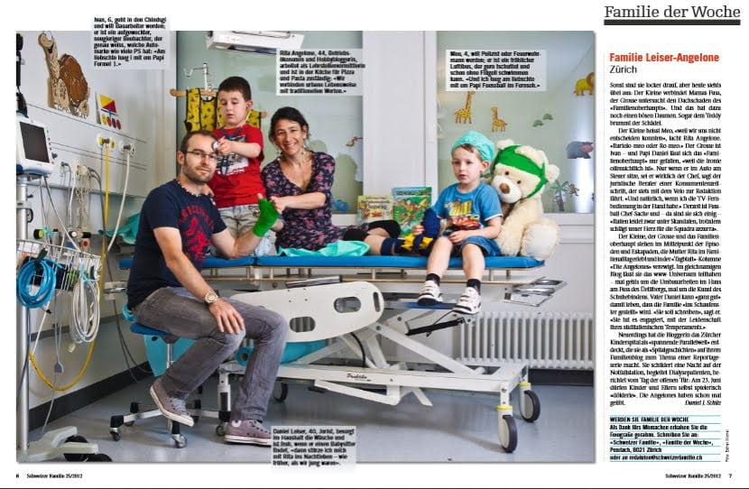Kind und Spital: Weniger Angst dank guter Vorbereitung