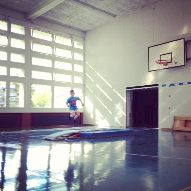 Kinderturnen fördert Freude an Spiel und Bewegung
