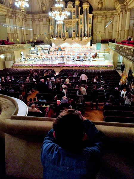 Musik erleben: Ein Konzert mit dem Tonhalle-Orchester