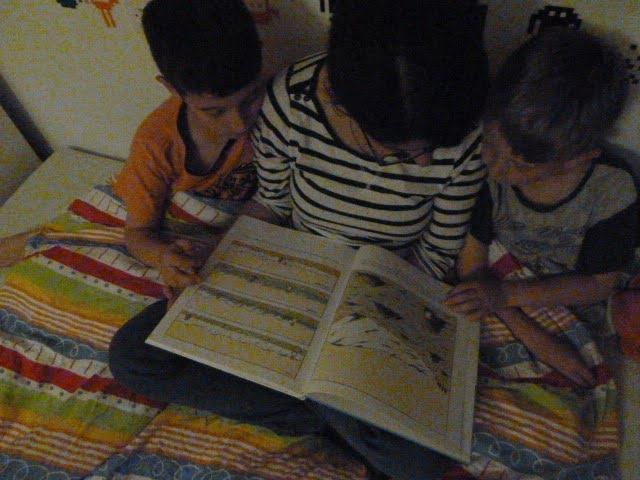 10 Jahre gemeinsames Vorlesen und Lesen schweisst die ganze Familie zusammen!
